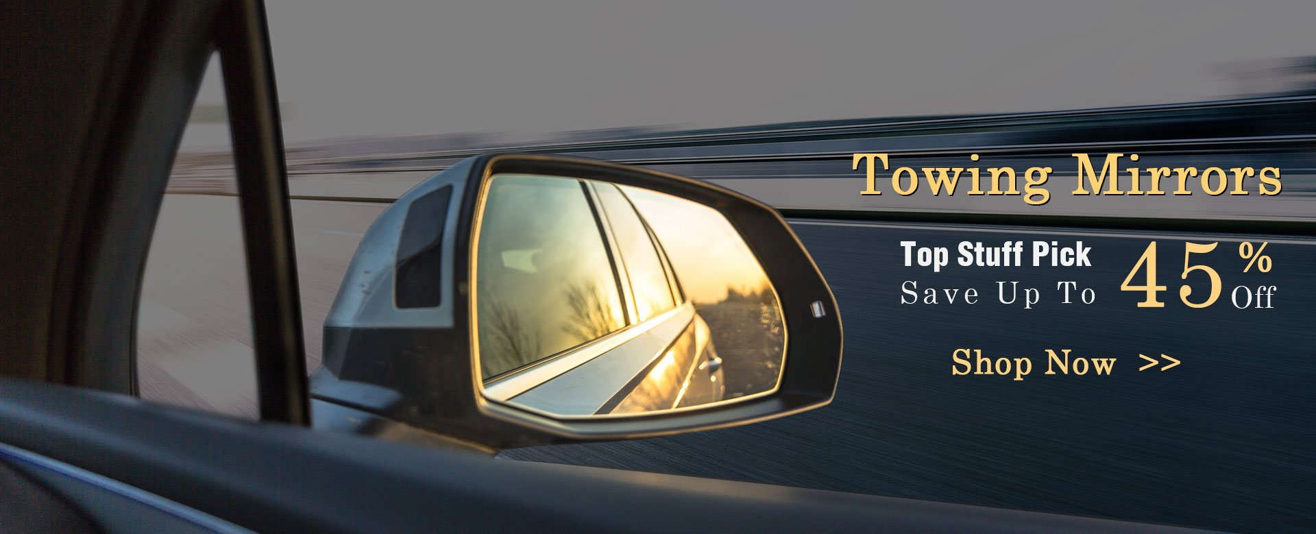 Towing Mirrors Sale