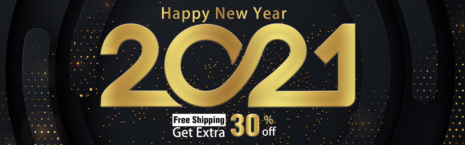 Happy New Year, Auto Parts 15% off