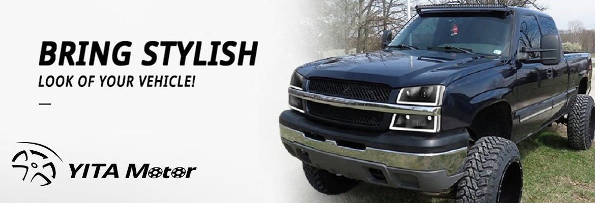 20% off Headlight Assembly for 03-07 Chevy