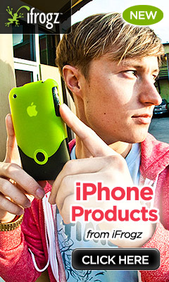 iFrogz Customize your iPhone case here.