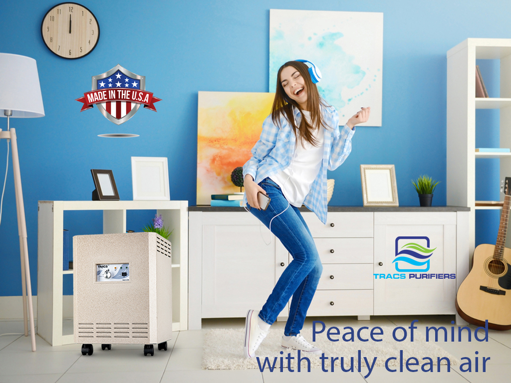 Perfect portable air purification system for college dorms and classrooms