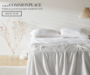 ourCommonplace: ethical and sustainable marketplace. Shop ethical, sustainable, woman-owned, cruelty-free, nontoxic, bipoc-owned.