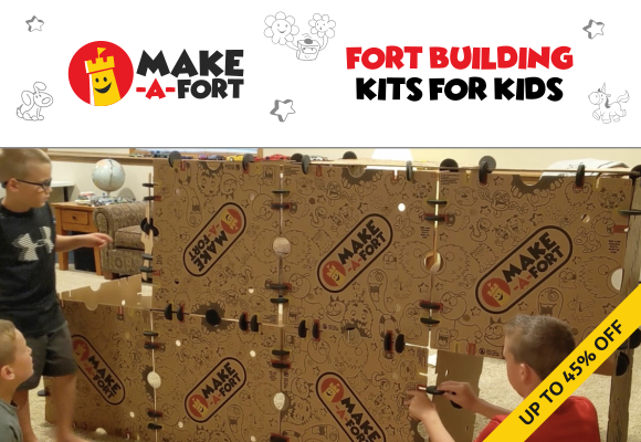 Fort Building kits