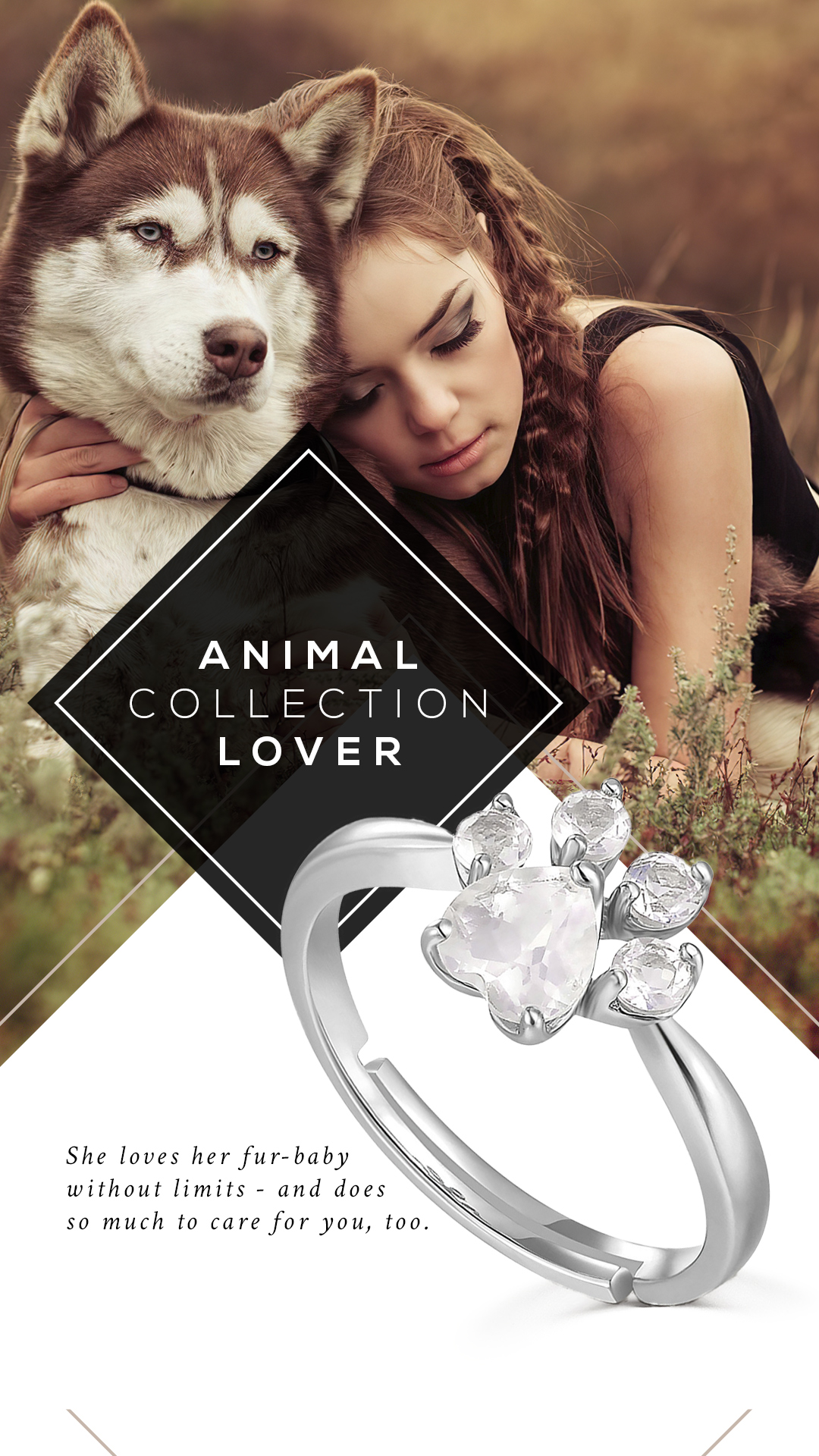 Animal Lover Jewelry Collection