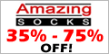 Socks Rack - Clearance Sale from Amazing Socks