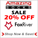 20% Off Fox River