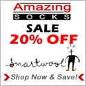 20% Off Smart Wool