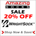 20% Off Wright Socks