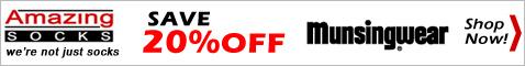 20% Off Munsingwear