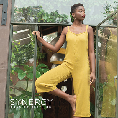 Synergy Organic Clothing - Spring 2021 Collection