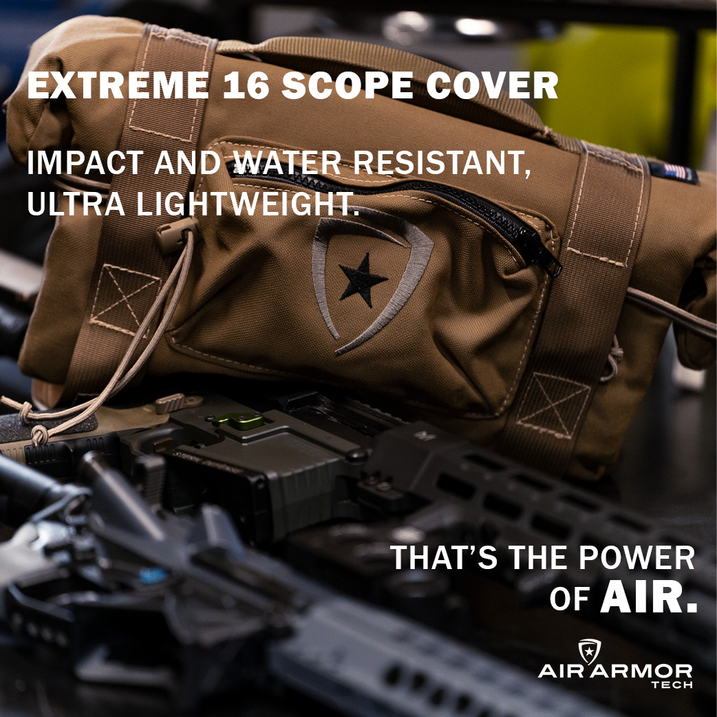 Tactical 12 Scope cover