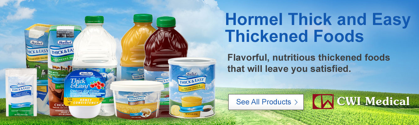 Hormel Thick & Easy Thickened Foods