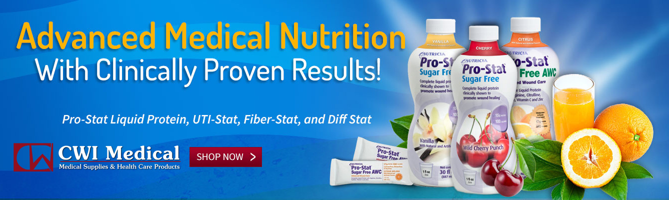 Pro-Stat Liquid Protein & Advanced Nutrition