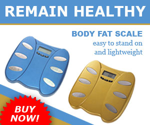 Body Fat Scale at CWI Medical