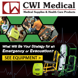 Stryker evacuation chairs can be found at cwimedical.com