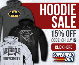 Use code CHILLY15 to get 15% off all hoodies!