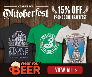 Use Code CFRAFTFEST for 15% off all craft Oktoberfest Apparel