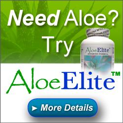 Best Aloe Pills