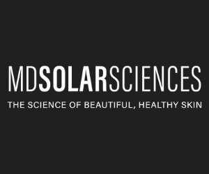 Logo Banner for MDSolarSciences