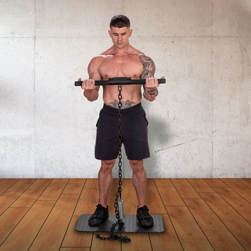 Here's How the ISOCHAIN Can Help You Smash Through Your Previous Limitations and Unleash Stunning New Gains in Physical Capability