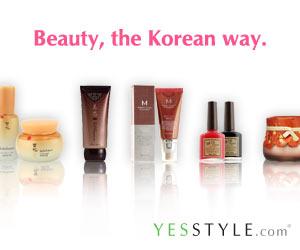 I miglior beauty brand dalla Corea