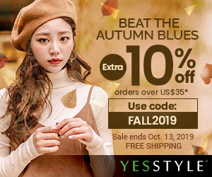 Autumn Sale Up to 80% OFF + Extra 10% OFF with FALL2019