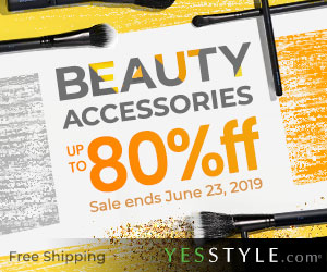 Pefect Your Look! Beauty Accessories Sale Up to 80% OFF