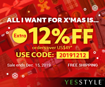 Christmas Sale Up to 80% OFF + Extra 12% OFF with 20191212