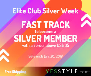 Elite Club Silver Week 2019! Fast Track to become a Silver Member!