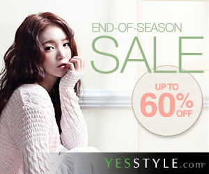 YesStyle: End-Of-Season Sale!