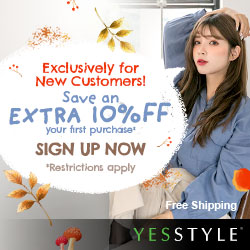 Exclusively for New Customers! Extra 10% OFF!