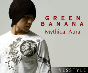 Green Banana Korean Fashion
