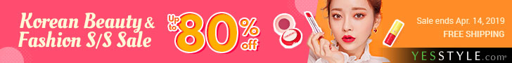 2019 Korean Beauty&Fashion S/S Sale Up to 80% OFF