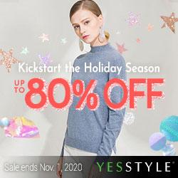 Kickstart the Holidays Sale