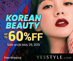 Korean Beauty Sale Up yo 60% OFF!