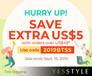 LAST CALL! Back to School Sale Up to 80% OFF + US$5 OFF with 2019BTS5