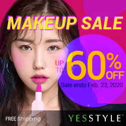 Makeup Sale Up to 60% OFF! 2020 Feb