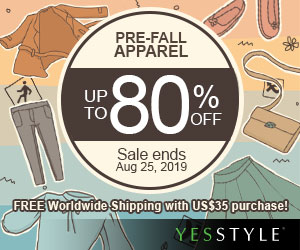 Pre-Fall Apparel Sale Up to 80% OFF!