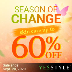 Change of Season Skincare Sale