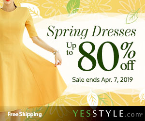 Spring Dresses Up to 80% OFF!