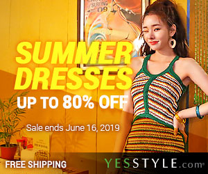 Summer Dresses Sale Up to 80% OFF at YesStyle!
