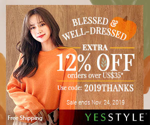 Thanksgiving Sale Up to 80% OFF + Extra 12% off with 2019THANKS