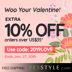 Woo Your Valentine - 10% off!