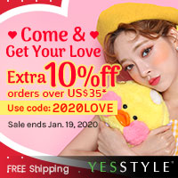 Pre-Valentine's Day Sale Up to 80% OFF + Extra 10% OFF with 2020LOVE