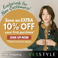 Exclusively for New Customers! Save an EXTRA 10% OFF your first purchase!