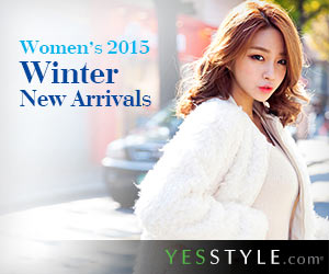 YesStyle: It's 2015. New Year, New Collection!
