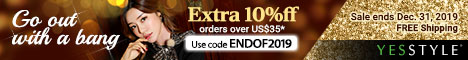 YEAR-END Countdown Sale Up to 80% OFF +  Extra 10% OFF with ENDOF2019