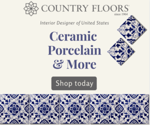 Country Floors; Interior Designer Of United States. Ceramic, Porcelain, Marble Tiles and more