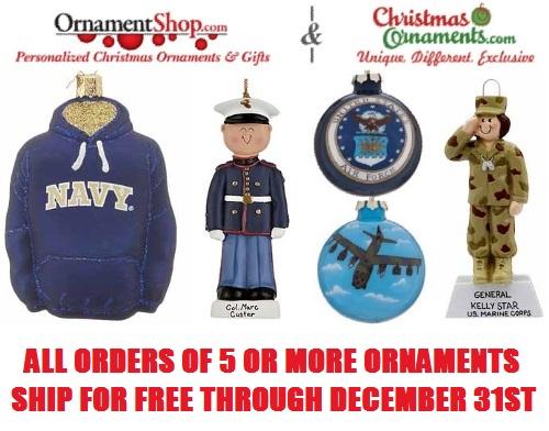 Military Ornaments