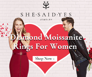 Shesaidyes Wedding Rings Sale 2021
